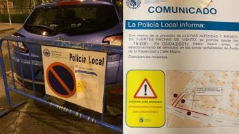 A partir de mañana se alerta de posibles inundaciones en la zona