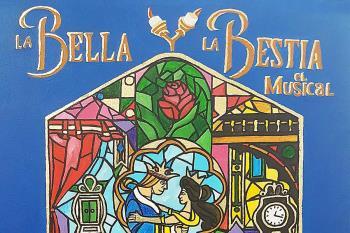 El Musical de La Bella y la Bestia llega este sábado a Las Lunas del Egaleo de Leganés