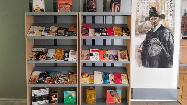 Un espacio que recoge la vida y obra del autor