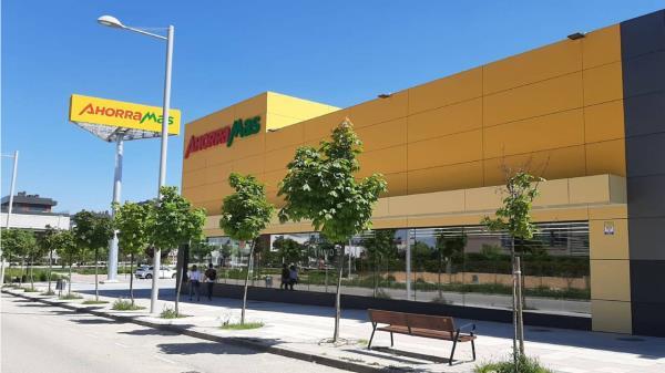 Ahorramas inaugura su nuevo supermercado en San Sebastián de los Reyes