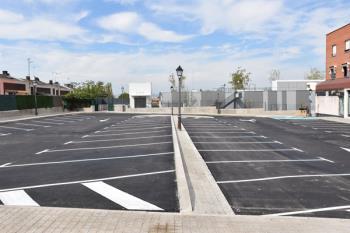 Se ha acondicionado el área y se ha creado una plaza para personas con movilidad reducida