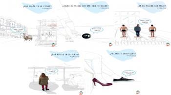 Estudiantes de Publicidad de la URJC expondrá sus diseños ganadores en el metro de Madrid