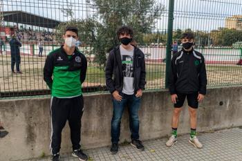 Álvaro de Frutos y Marcos Salcedo brillaron en los Campeonatos de España