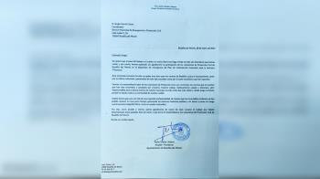 Javier Úbeda Liébana ha plasmado en el documento el agradecimiento por la exquisita profesionalidad y eficacia