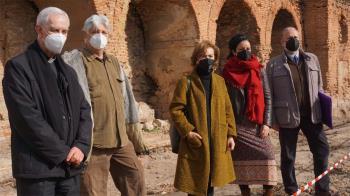 Conoce de primera mano los pasos que se van a seguir para la reconstrucción de la Casa de los Arqueólogos