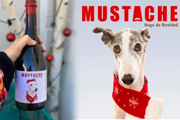 Mustache en lucha contra el maltrato animal