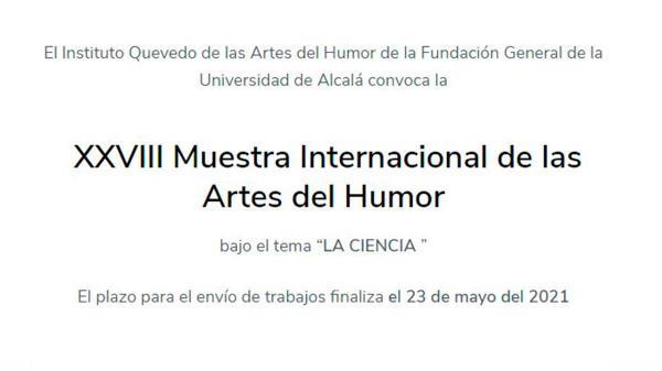 La Ciencia, protagonista de la nueva Muestra Internacional de las Artes del Humor