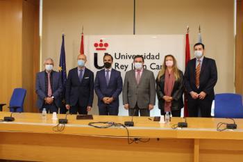 Este convenio dotara a la Clinica Universitaria de recursos en condiciones economicas especiales