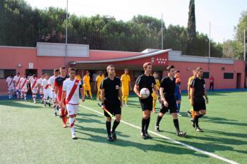 El protocolo ha sido elaborado por la Real Federación Madrileña de Fútbol de Madrid