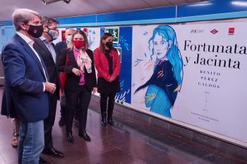Con motivo del centenario del fallecimiento de Galdós, Madrid decide presentar un nuevo homenaje