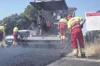 Las obras forman parte del Plan de Mejora de Firmes 2020 de la Comunidad madrileña