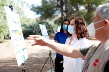 Una iniciativa que se ha denominado 'Madrid en verde'