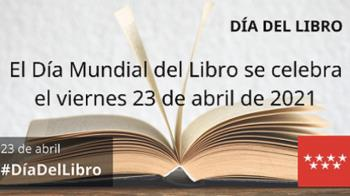 Descubre las actividades propuestas para celebrar el Día del Libro
