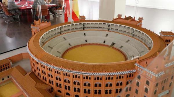 Se han utilizado 500.000 euros para rehabilitar la plaza de toros de Las Ventas