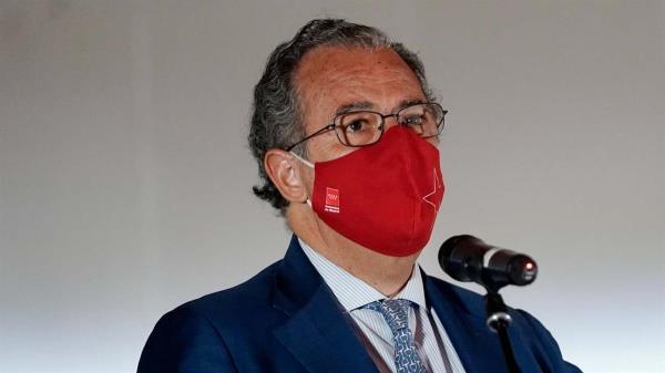 """Enrique Ossorio: """"La planificación económica se nos ha quebrado completamente con el cambio"""""""