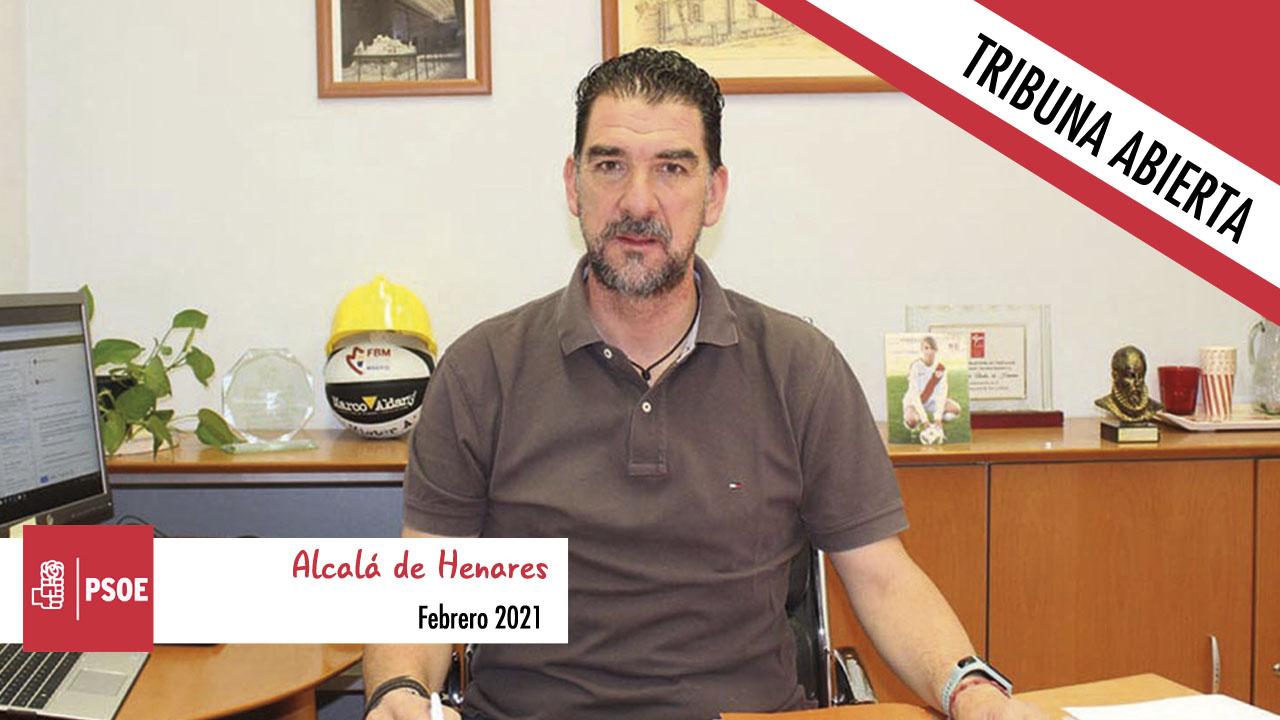 Opinión | Tribuna abierta del portavoz municipal del PSOE, Alberto Blázquez