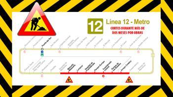 Se realizarán obras de modernización y mantenimiento del 21 de junio al 12 de septiembre