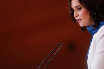 Isabel Diaz Ayuso, presidenta de la CAM, ha anunciado estas medidas para intentar controlar la propagacion del coronavirus