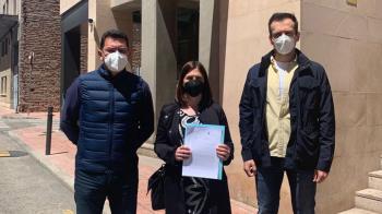 La concejal popular Mirene Presas presenta una denuncia contra el PSOE del municipio