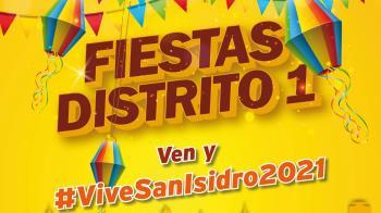 La concejala presidenta del Distrito I, Patricia Sánchez, ha animado a los vecinos y vecinas a decorar balcones y ventanas y subirlo a redes sociales con el hashtag #ViveSanIsidro2021