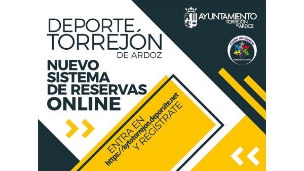 La Concejalía de Deportes estrena sistema de reservas online de instalaciones