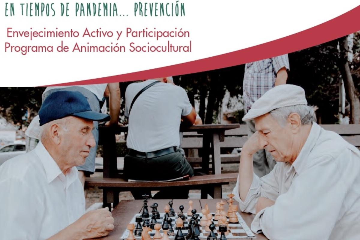 El 26 de octubre iniciaron las actividades de mañana y tarde para los vecinos de San Fernando