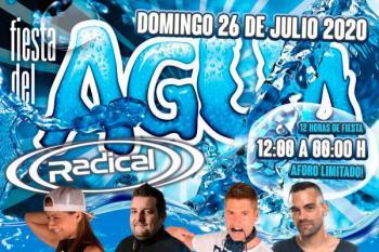 Radical organiza el evento que se celebrará el próximo 26 de julio con una duración de 12 horas