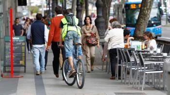 Su director, Pere Navarro, ha pedido responsabilidad a los usuarios de bicicletas