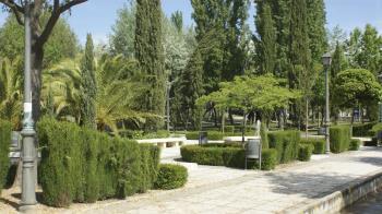 En el Parque de Loranca y en el Parque de la Solidaridad