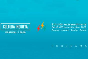 Carmen Boza, Tu Otra Bonita o Los Zigarros son algunos de los artistas que pisarán Getafe en septiembre
