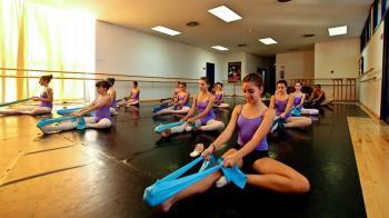 El centro incorpora. este año, la especialidad de ballet clásico