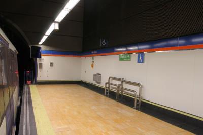 Lee toda la noticia 'La estación de Metro de Hospital del Henares reabre este viernes '