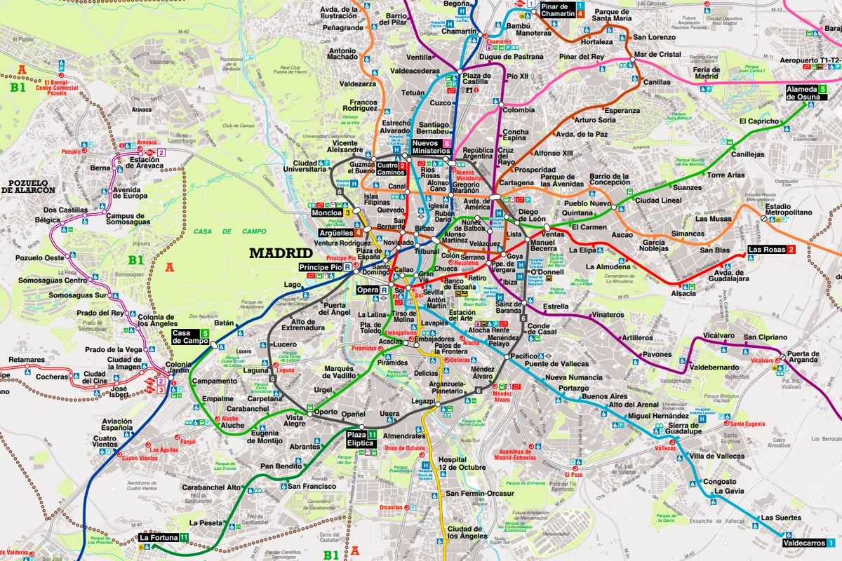 El suburbano sumará 15 nuevos kilómetros de vías y seis estaciones a su red