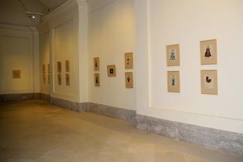 El Palacio Infante D. Luis acoge la famosa exposición de grandes artistas nacionales