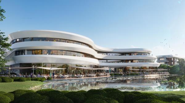 La Finca Grand Café, es la próxima inauguración comercial de Pozuelo de Alarcón, un centro rodeado del mayor campo de golf urbano de España