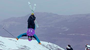 Se han realizado cuatro competiciones de la Copa de Andalucía en la modalidad de esquí alpino y de baches