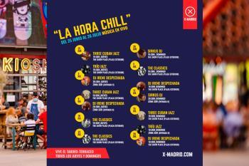 """El centro comercial de Alcorcón ofrece el mejor """"tardeo"""" con la mejor música"""