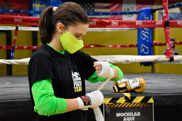 La boxeadora de Humanes ha sido convocada por la Selección Española