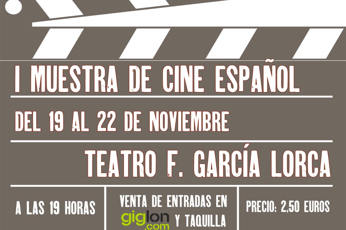 A las 19:00 horas, en el Teatro Municipal Federico García Lorca