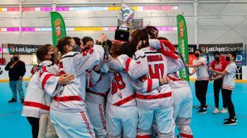 Se llevaron la victoria en la gran final ante el CPLV Munia Panteras por 3 a 2