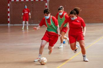 Esta liga la forman cinco equipos de Madrid