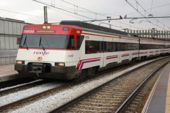 La compañía de trenes desconoce el momento de vuelta habitual de los horarios
