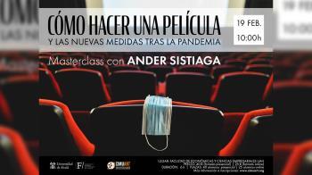 Va dirigida a estudiantes de Periodismo y Comunicación Audiovisual y a profesionales de la industria audiovisual