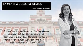 Opinión   La fiscalidad se cuela en la campaña electoral en la Comunidad de Madrid