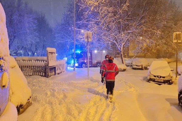 ¿La nieve te impide ir al trabajo? Este es el justificante que necesitas