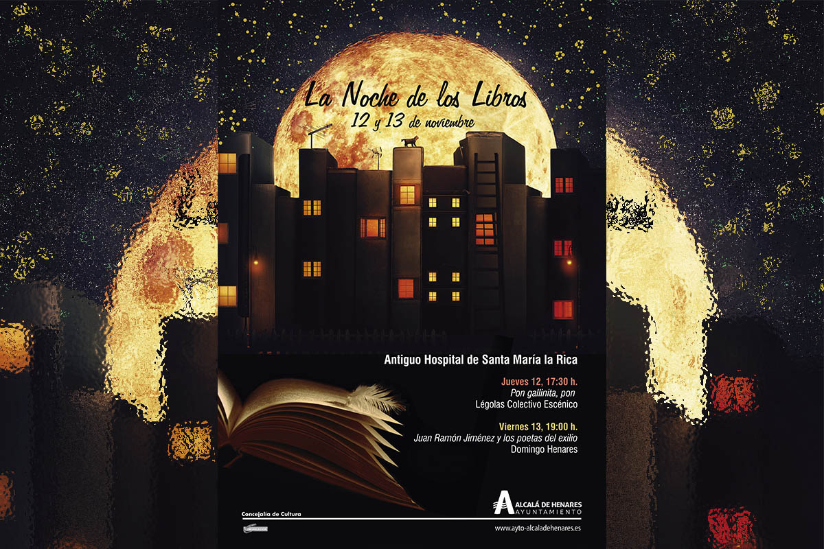 Los dos eventos serán en el Antiguo Hospital de Santa María la Rica