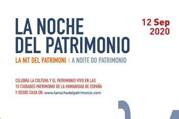 Con tres secciones: El 'Festival Escena Patrimonio', 'Abierto Patrimonio' y 'Vive Patrimonio'