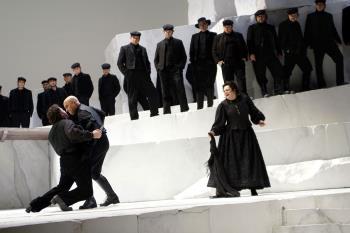 El espacio acoge, desde el 28 de octubre, un ciclo de emisiones del Teatro Real