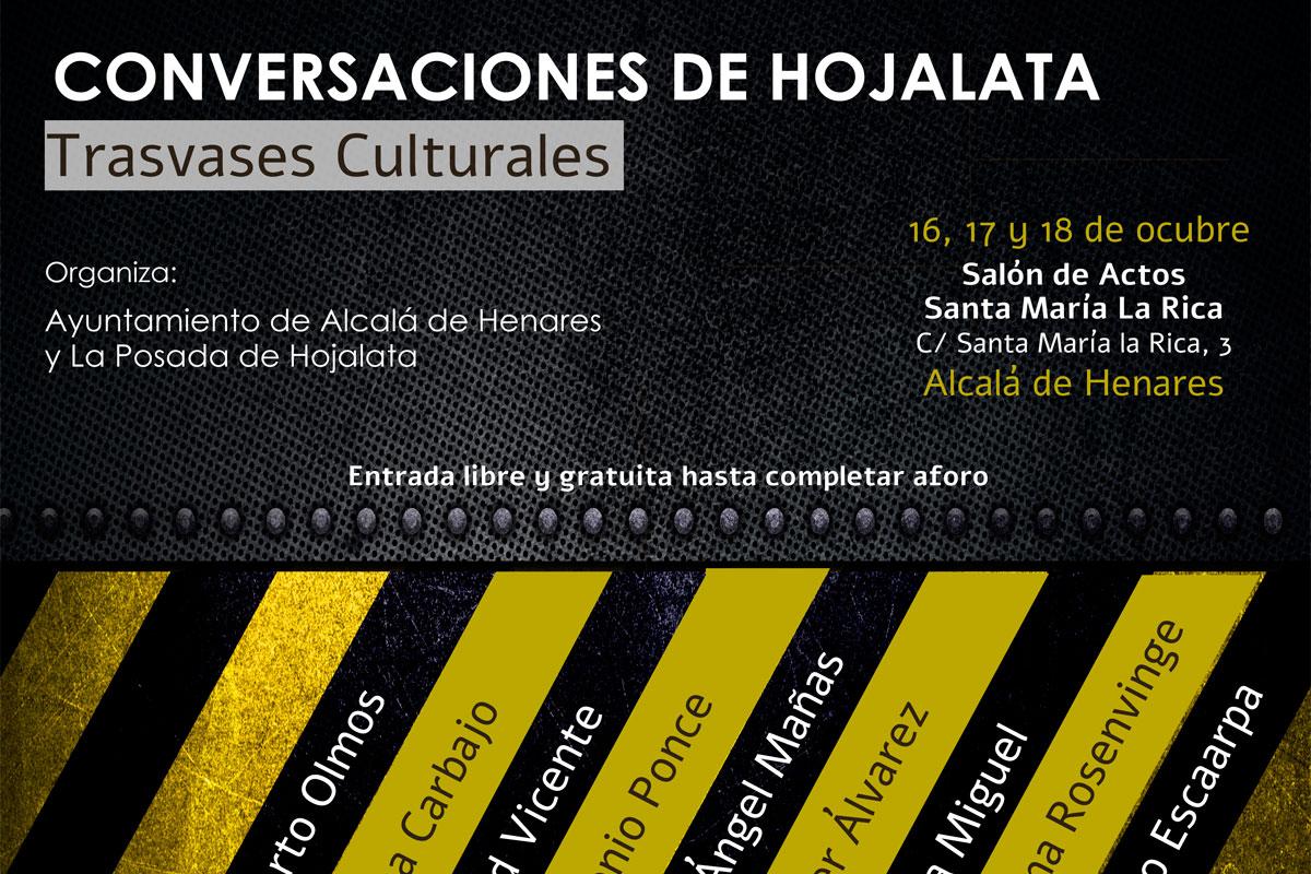 Un ciclo de charlas que se desarrollarán desde este viernes y hasta el domingo en el Antiguo Hospital Santa María La Rica