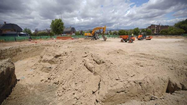 La pista deportiva de La Vaguadilla estará disponible después de verano